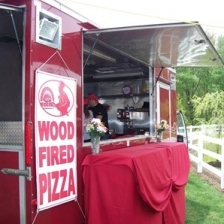 JB Wood Fired Mobile Pizza Catering