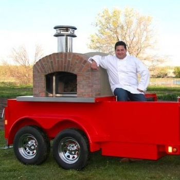 Carmelo's Brick Oven Pizza (Mobile Caterer)