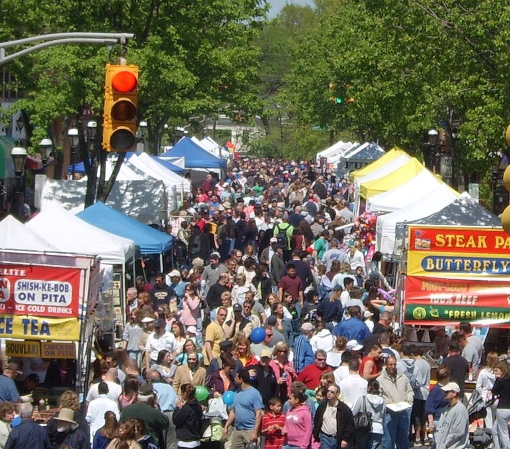 Highland Park Street Fair & Craft Show