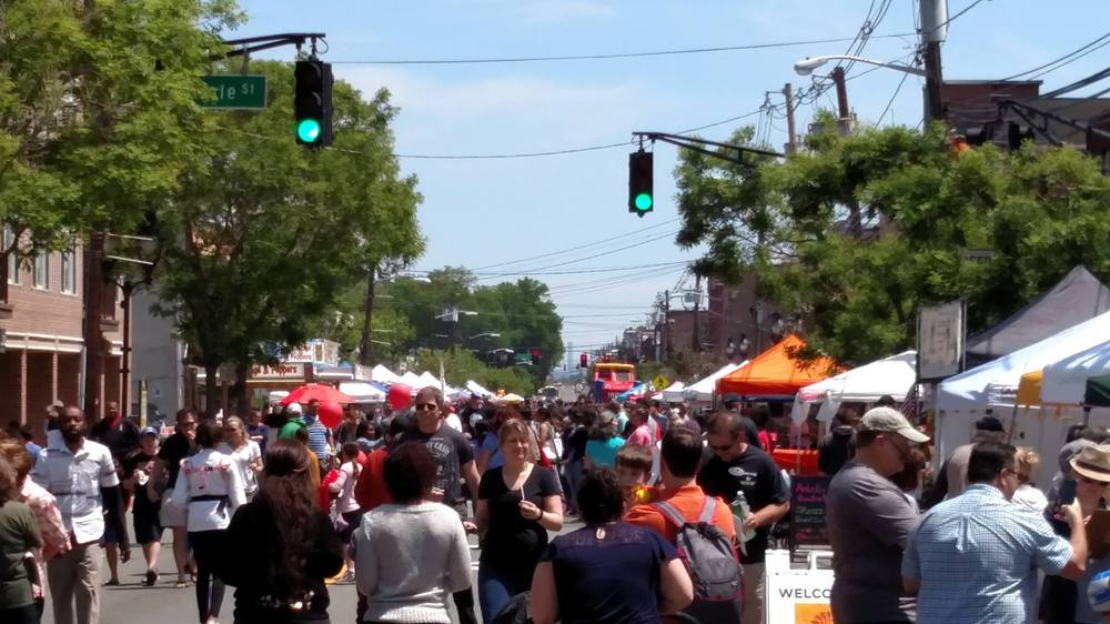Maplewood Street Fair & Craft Show