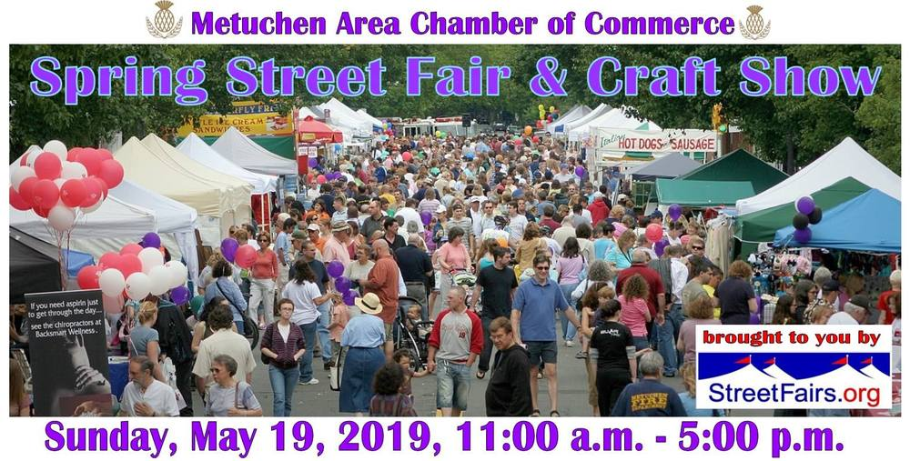 Metuchen Street Fair & Craft Show