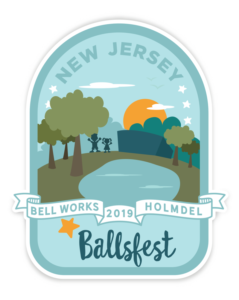 Ballsfest to Bounce Into New Jersey with Afternoon Fundraiser at Bell Works