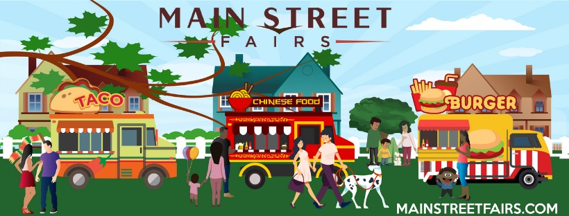 Main Street Fairs Food Truck & Music Festival, Woodland Park, NJ