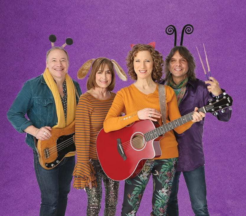 The Laurie Berkner Band to Bring Monster Boogie Halloween Concert to iPlay America