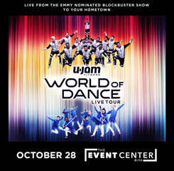 World of Dance Live Tour Season 3 Coming to iPlay America