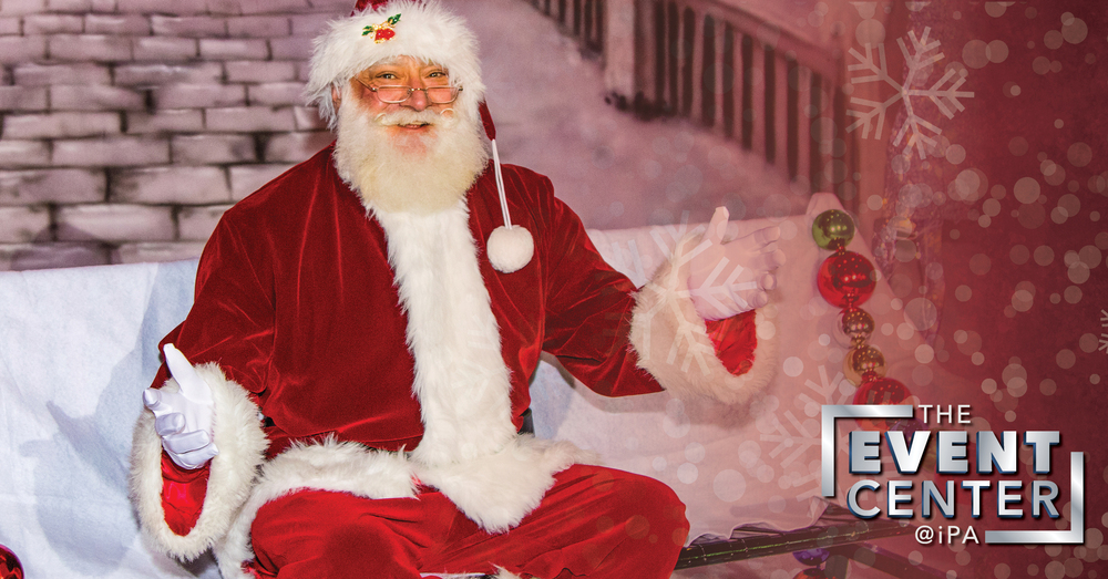 Santa Claus is Returning to iPlay America this December