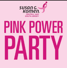 Susan G Komen Pink Power Party