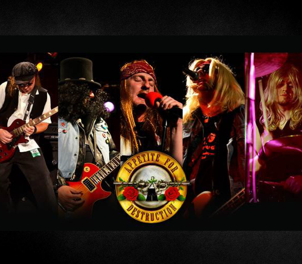 Appetite For Destruction: A Guns N' Roses Experience