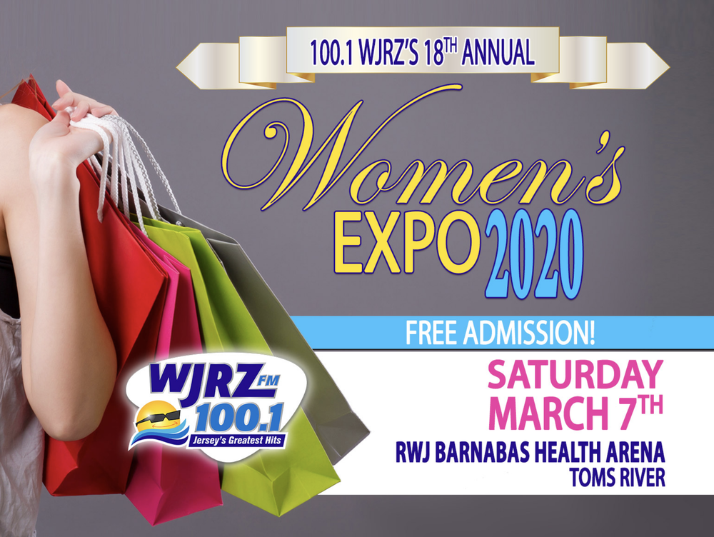 100.1 WJRZ's 18th Annual Women's EXPO 2020
